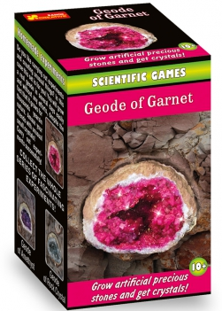"<h10><strong><font color=""#ff0000"">New!</font></strong></h10> Geode of Garnet"