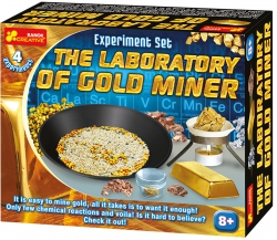 "<h10><strong><font color=""#ff0000"">New!</font></strong></h10>Interesting Experiments The Laboratory of Gold Miner"