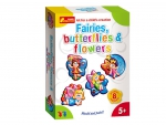 "Magnets ""Fairies, Butterflies & Flowers"""