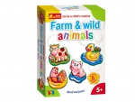 "Magnets ""Farm & Wild Animals"""