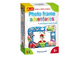 "Photo frames ""Travels + Adventures"""