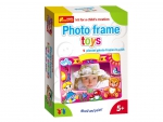 "Photo frames ""Toys + Animals"""