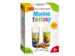 Marine Fantasy. Gel Candles