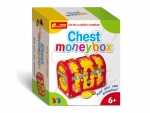 Paint & Decorate.Chest Moneybox