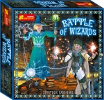 Battle of Wizards.  Strategy card game