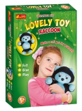 "<h10><strong><font color=""#ff0000"">New!</font></strong></h10> LOVELY TOY. RACCOON"