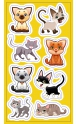 Stickers.      Cats